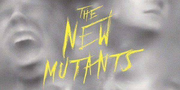 new mutants poster slide