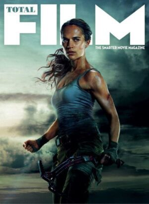 tomb raider total film cover