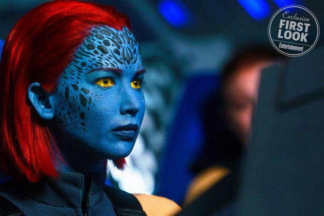 X-Men Dark Phoenix Jennifer Lawrence