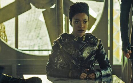 star trek discovery recensione