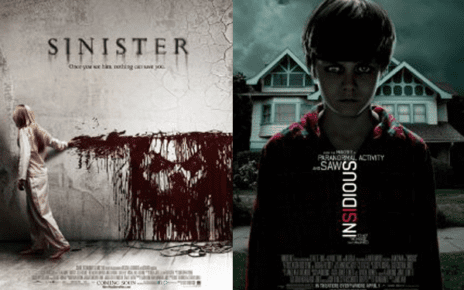 sinister insidious crossover