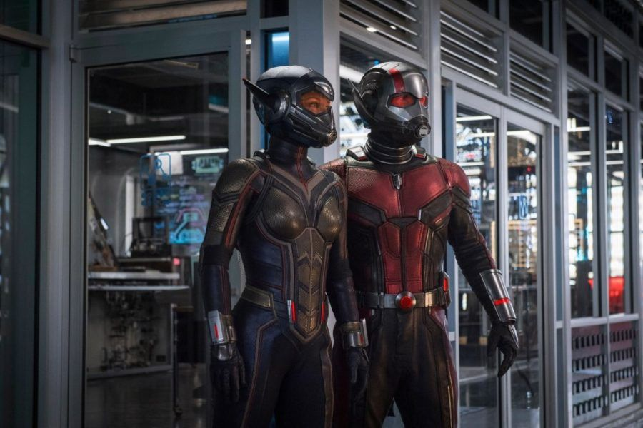 Ant-Man and the Wasp (foto)