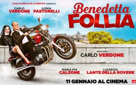 Benedetta Follia (poster)