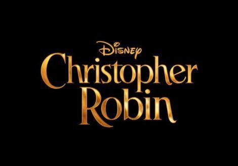 Christopher Robin (logo)