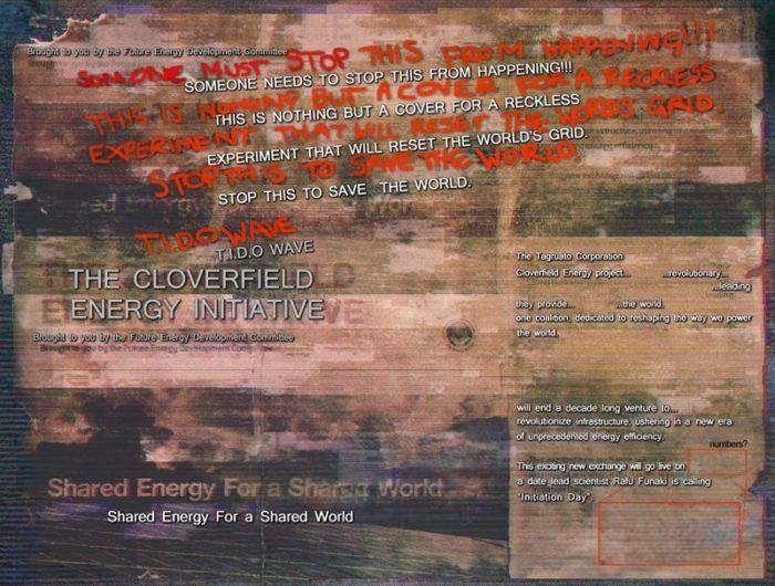Cloverfield 3 (Virale)