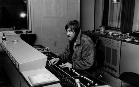 Conny Plank - The Potential Plank (recensione)