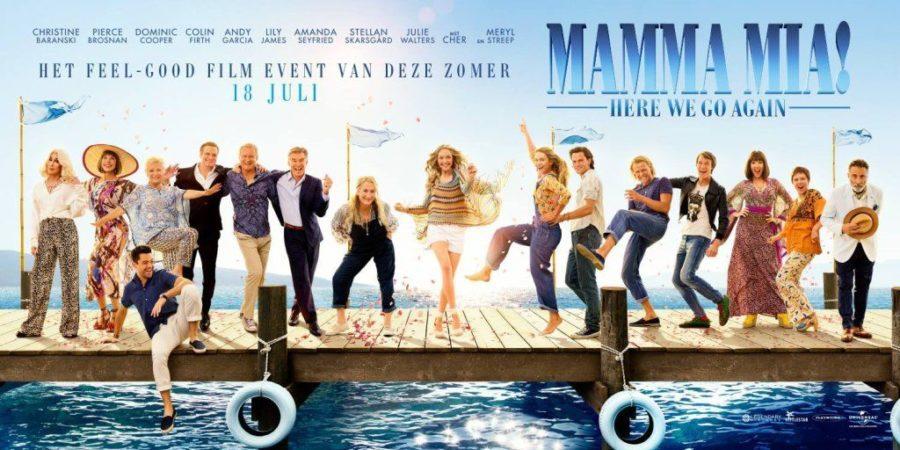Mamma Mia! - Ci Risiamo (Banner)