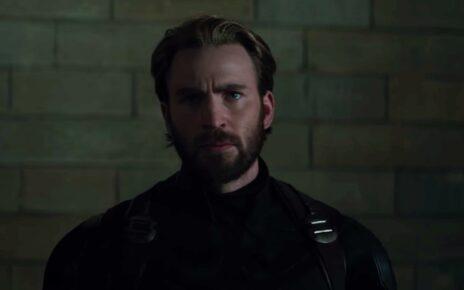 Avengers: Infinity War (Nomad)