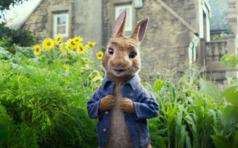 Peter Rabbit - nicola savino