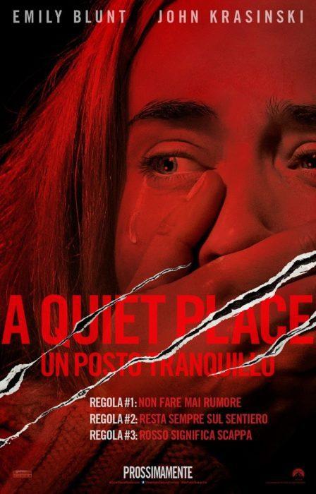 A Quiet Place - Un Posto Tranquillo (Poster)