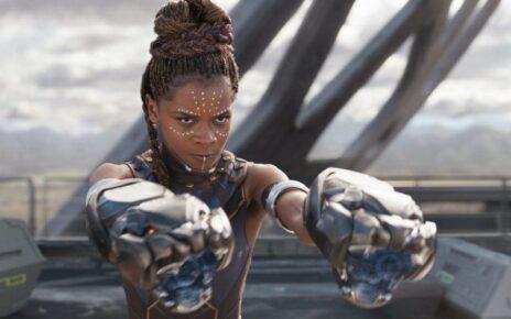 Black Panther (Shuri)