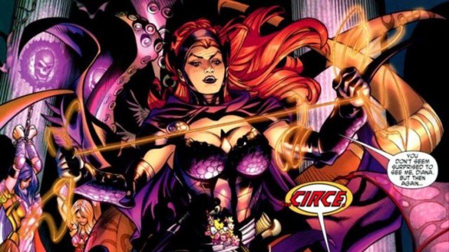 Circe Dc Comics