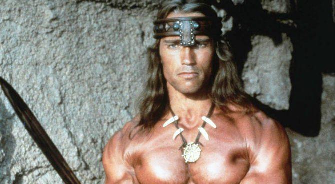 Amazon ha annunciato una serie con protagonista Conan il Barbaro