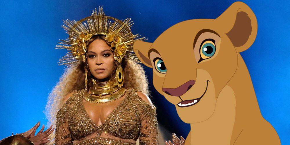 Lion king beyonce