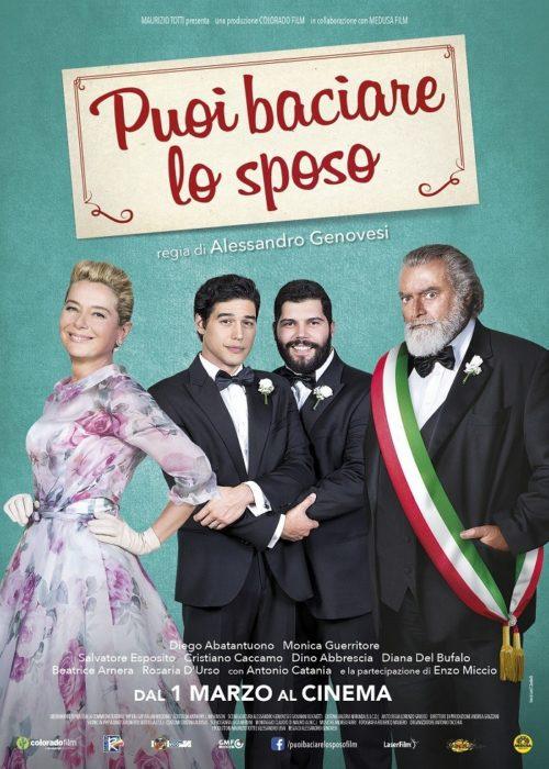 Puoi Baciare lo Sposo (poster)