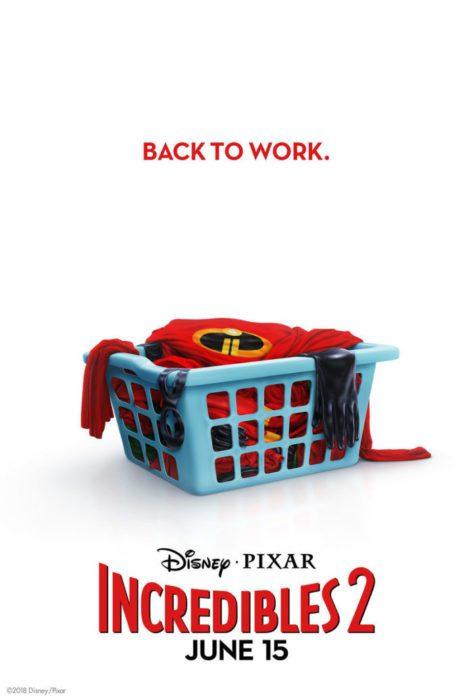 Gli Incredibili 2 (poster)