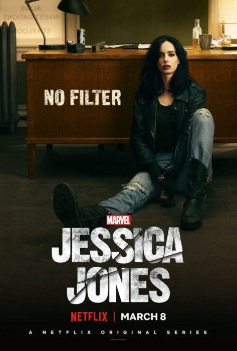 Jessica Jones 2 trailer