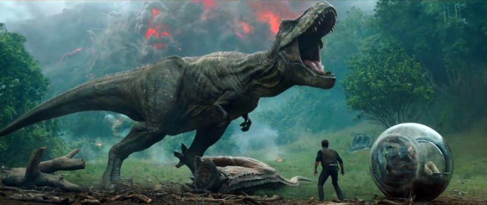 Jurassic World - Il Regno Distrutto (traile)