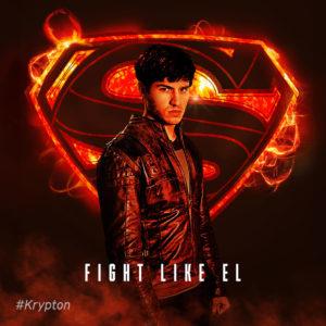 Krypton (poster)