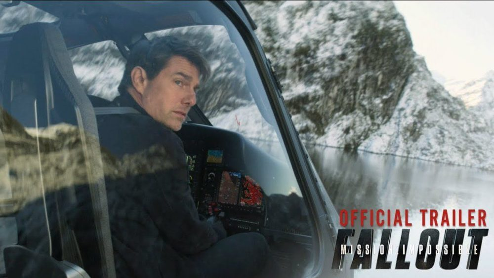 Mission: Impossible - Fallout (trailer)