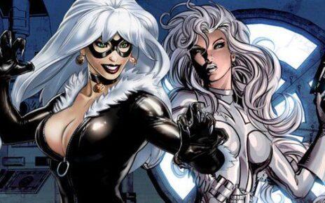 Silver and Black (comic)