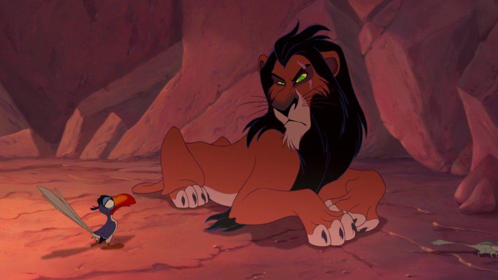 Il Re Leone (Scar)