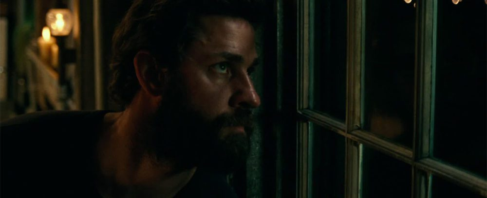A Quiet Place horror