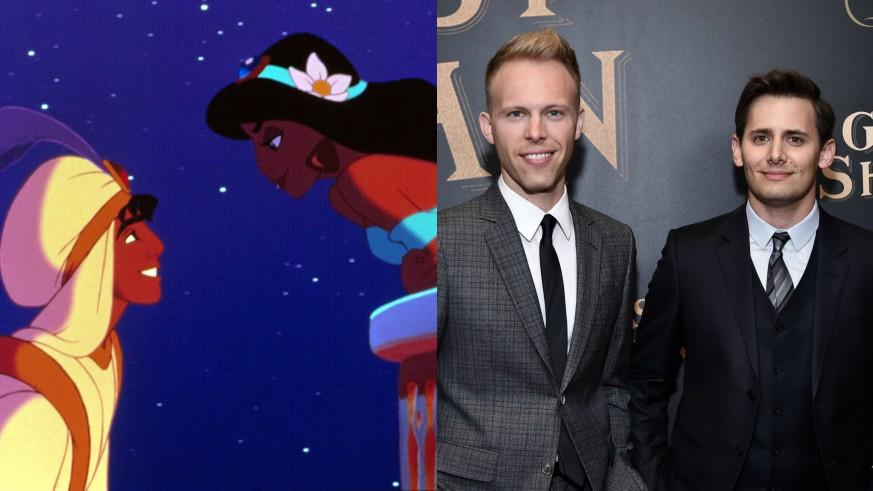 Aladdin - I parolieri di La La Land e The Greatest Showman al lavoro sul film Disney