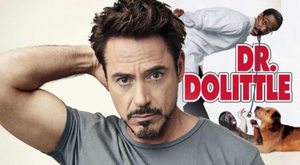 Il cast vocale del remake del Dottor Dolittle con Robert Downey Jr