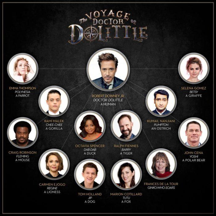 voyage doctor dolittle artwork