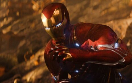 Avengers Infinity War (Iron Man)