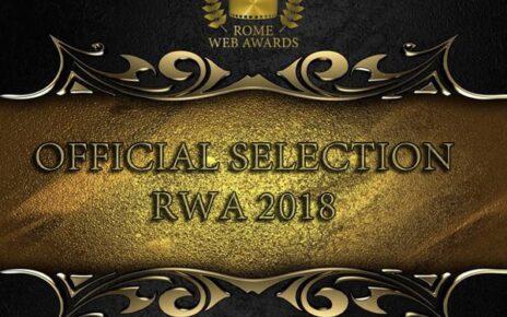 rome web awards logo