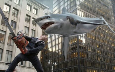 Sharknado serie