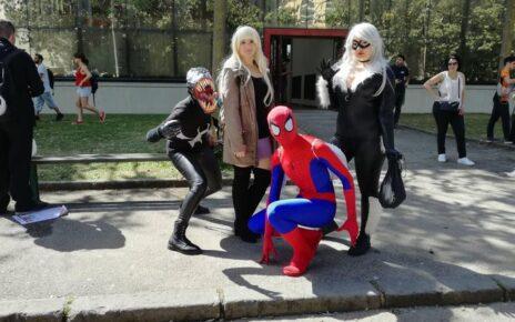 napoli comicon cosplay