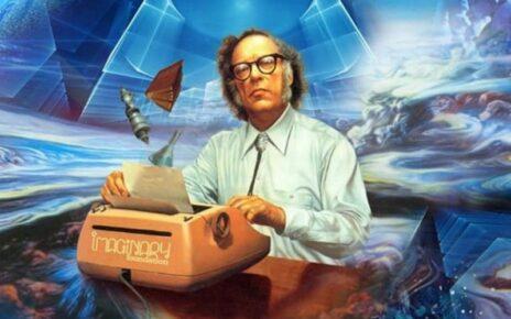 Isaas Asimov