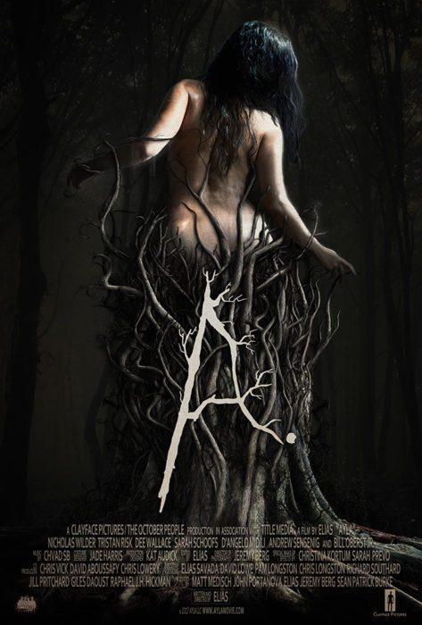 Gli inquietanti trailer e poster dell'horror fantasy Ayla