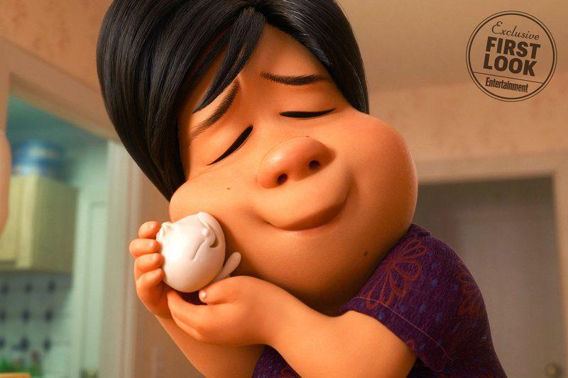 Prime immagini di Bao, il corto Pixar abbinato a Gli Incredibili 2