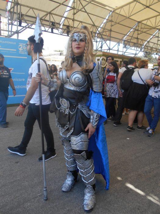 napoli comicon cosplay foto