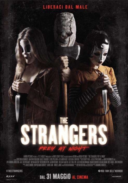 The Strangers 2 poster
