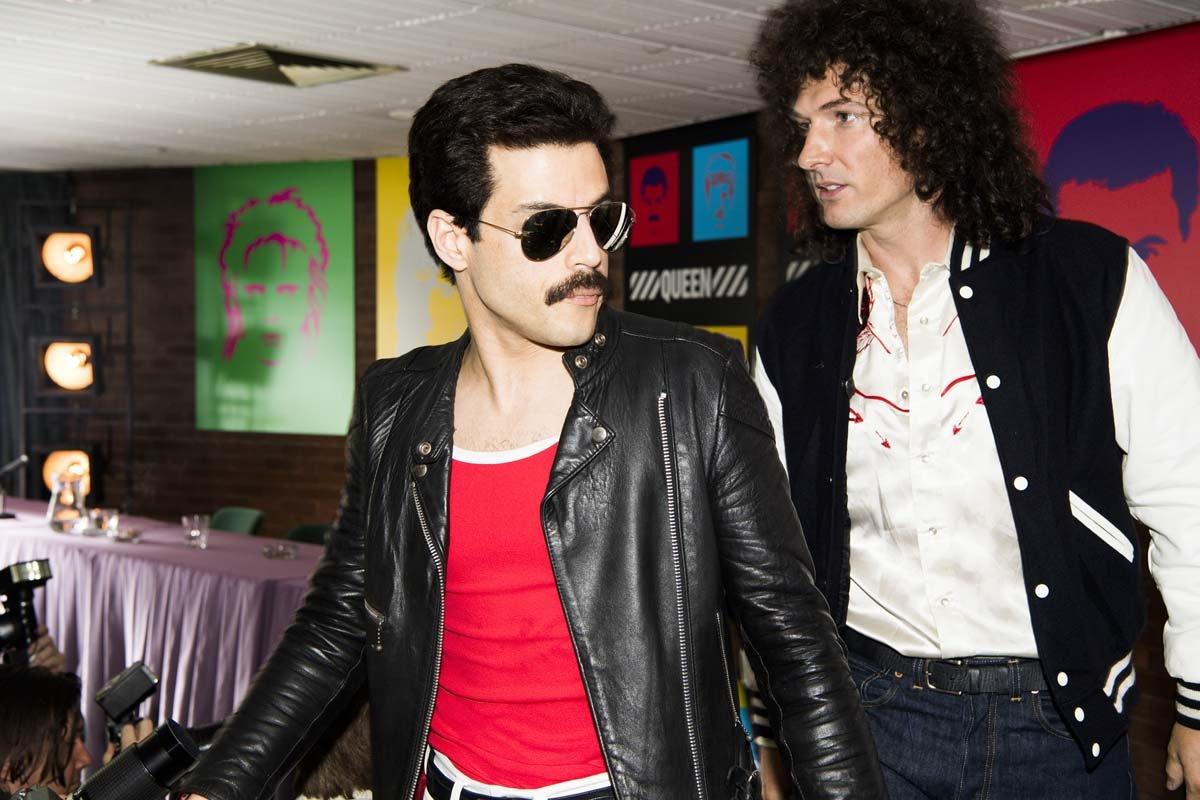 CinemaCon 2018 - Nuove immagini di Bohemian Rhapsody, il biopic sui Queen