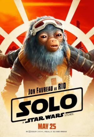 solo star wars poster