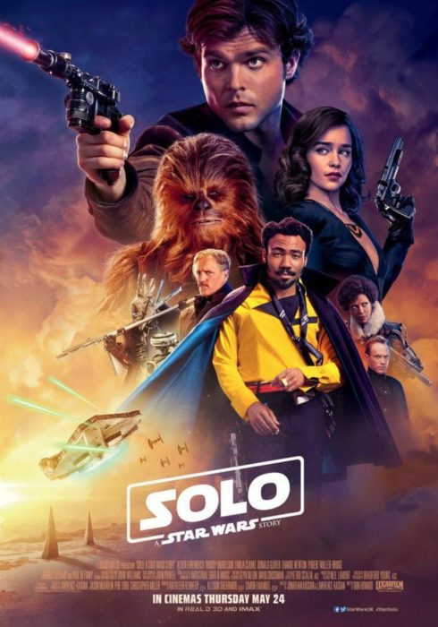 solo a star wars story poster uk