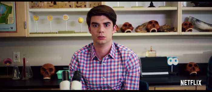 alex strangelove trailer