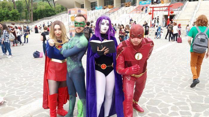Napoli Comicon 2018 - Le ultime foto dall'universo Cosplay