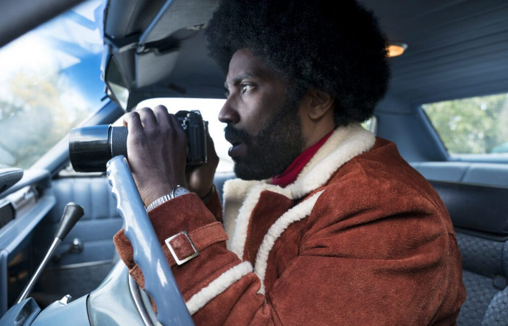 Il fulminante trailer italiano di BlacKkKlansman, il nuovo film di Spike Lee