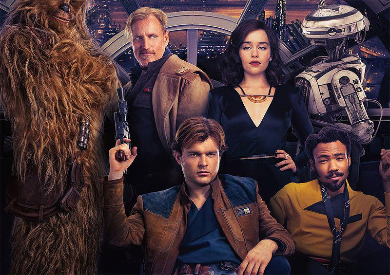 solo star wars story poster