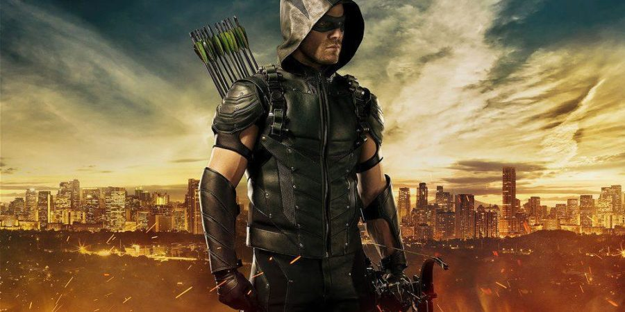 arrow dc slide