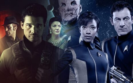 the expanse discovery