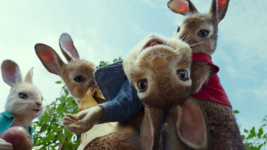 peter rabbit sequel