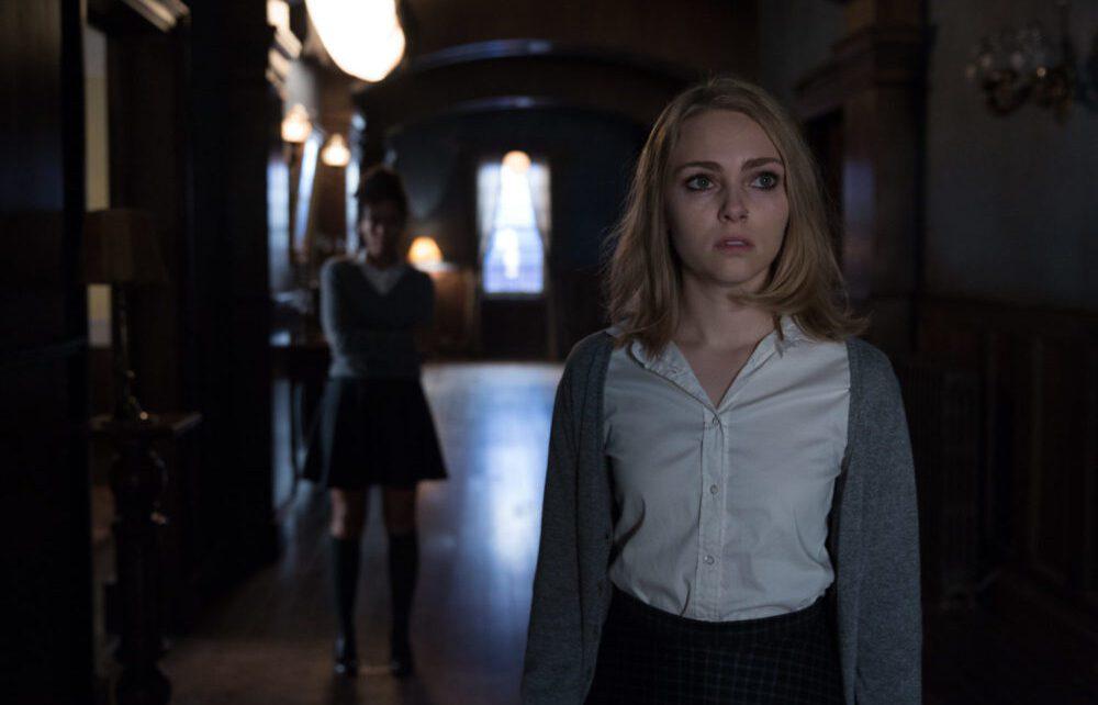 Strani eventi nel trailer di Dark Hall, il film di Rodrigo Cortés con Uma Thurman